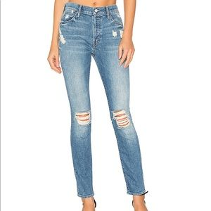Mother Denim x Candice The Stunner NWOT